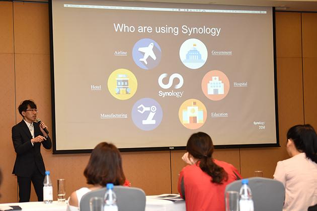 Synology đẩy mạnh dòng giải pháp lưu trữ dữ liệu NAS cho khách hàng cá nhân tại Việt Nam