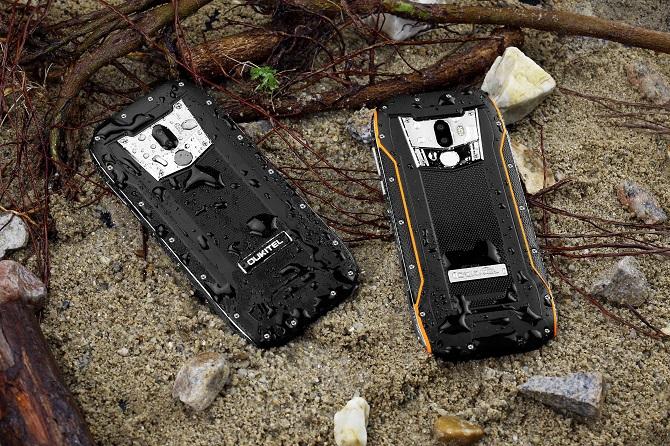 Thông số kỹ thuật của smartphone siêu bền WP5000