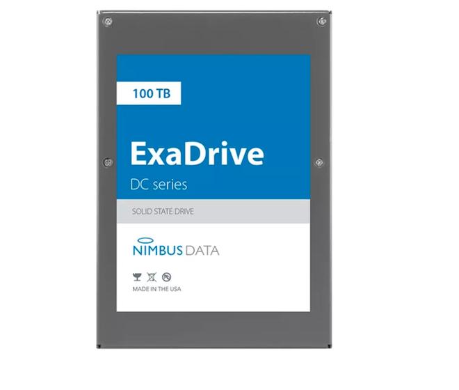 SSD Nimbus Data ExaDrive DC100
