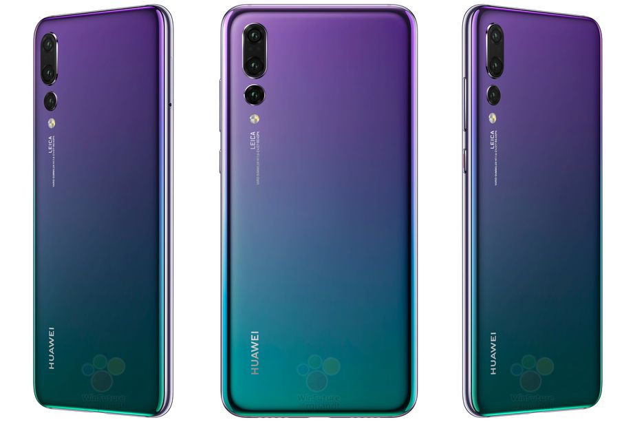 Huawei P20 Pro có camera chính lên đến 40MP