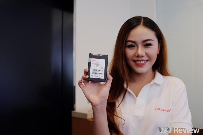 Colorful ra mắt loạt SSD SL300, SL500 và phiên bản giới hạn tại Việt Nam