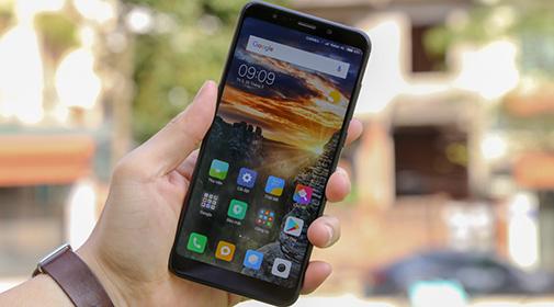 Đánh giá Xiaomi Redmi 5 Plus