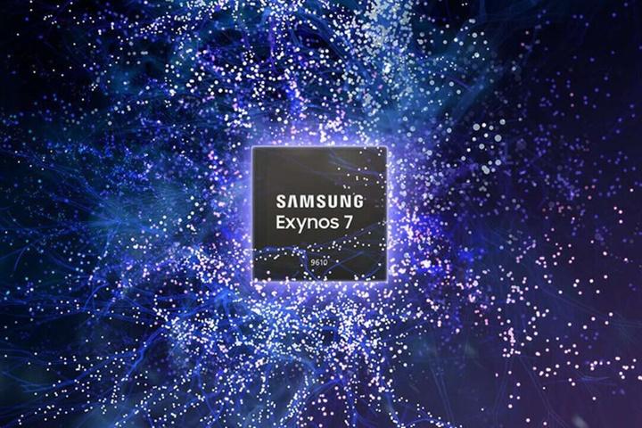 Samsung trình làng chip Exynos 7 Series 9610: Xử lý hình ảnh dựa vào AI, hỗ trợ slow-motion