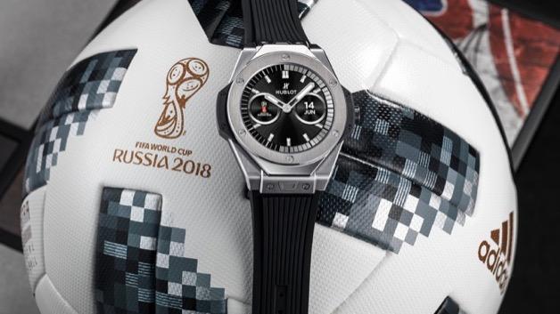 Trọng tài tại World Cup sẽ được trang bị smartwatch giá hơn 5.000 USD