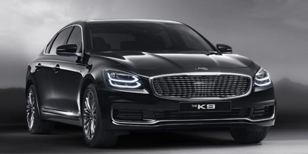 """Ngắm sedan KIA K900 đẹp """"sang chảnh"""" xuất hiện trước thềm New York Auto Show 2018"""