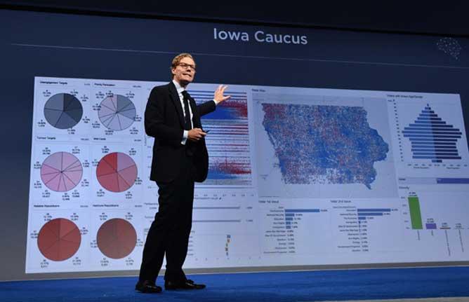 Big Data giúp Donald Trump đắc cử và ngăn cản bỏ phiếu cho Hillary Clinton như thế nào?