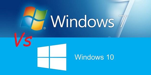 """Những con số của Microsoft cho thấy Windows 7 """"không có cửa"""" so với Windows 10"""