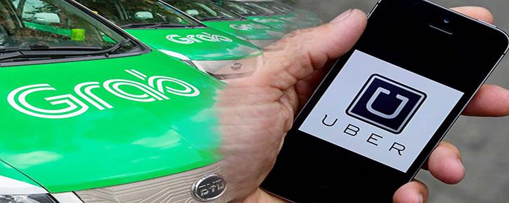 """Uber về """"chung nhà"""" Grab, người tiêu dùng được hay mất?"""