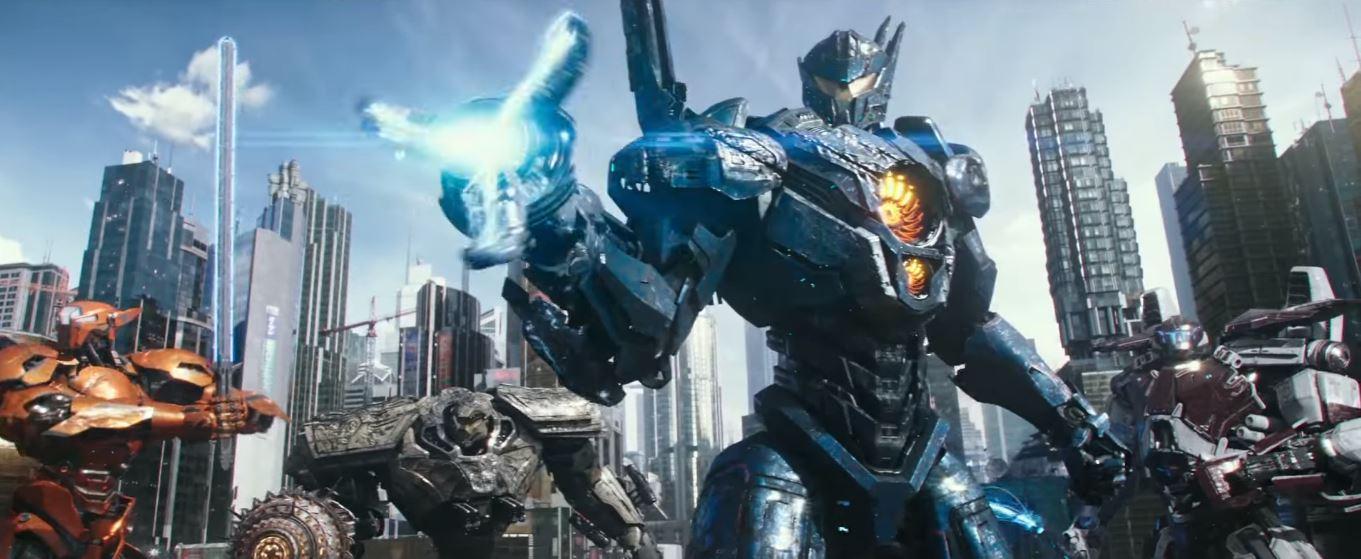Pacific Rim: Uprising - Mớ hỗn tạp từ Transformers và Power Rangers