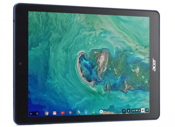 Acer Chromebook Tab 10: tablet Chrome OS đầu tiên, sẽ có mặt vào tháng 4, tập trung vào giáo dục