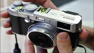 Đánh giá máy ảnh số Fujifilm FinePix X100