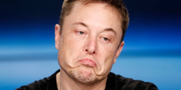 Tesla đang trên bờ vực phá sản