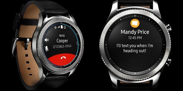 Samsung có thể giới thiệu smartwatch Gear S4 trong năm nay