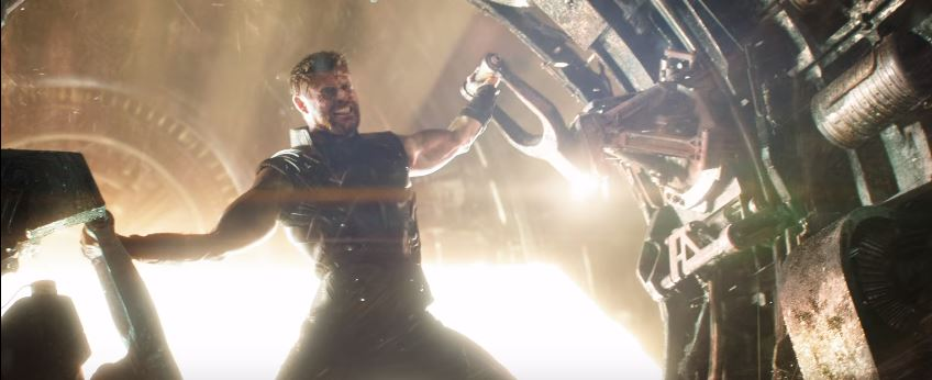 """Avengers: Infinity War tung clip quảng bá mới với chủ đề """"cái chết"""""""