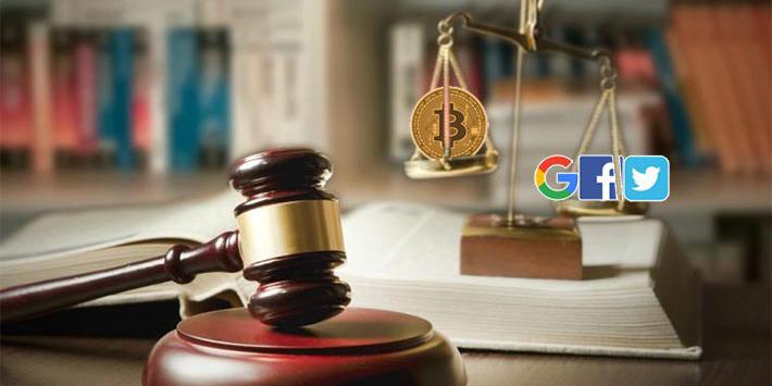 Bị cấm quảng cáo tiền điện tử, nhiều tổ chức lên kế hoạch kiện Google, Facebook, Twitter