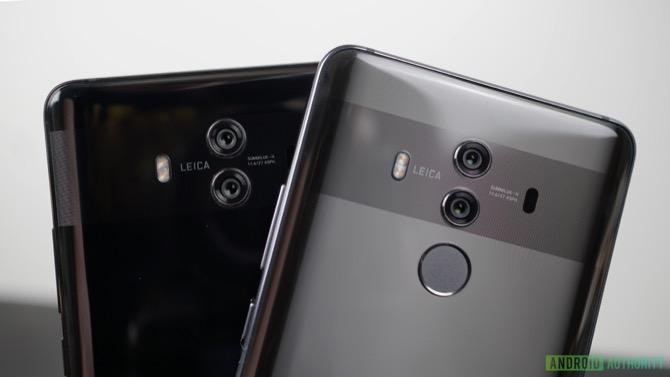 Huawei đạt 92,5 tỷ USD doanh thu, bán được 153 triệu smartphone năm 2017