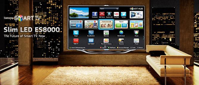 Thông tin cần biết về HDTV Samsung 2012