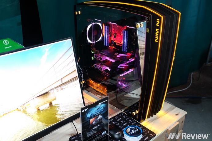 Acer ra mắt hệ sinh thái máy tính chơi game Predator, triển khai bảo hành tối đa 3 ngày