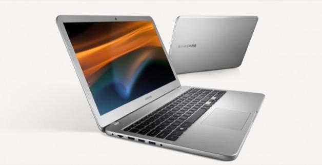 Samsung trình làng bộ ba laptop mỏng nhẹ Notebook 5 và 3