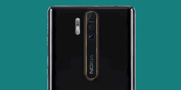 Ảnh rò rỉ Nokia 9 lộ diện: Cấu hình siêu khủng, có 3 camera chính như P20 Pro?
