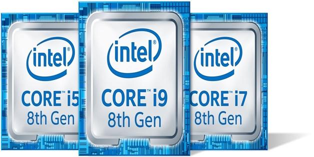 Intel đưa dòng chip Core i9 6 nhân lên laptop