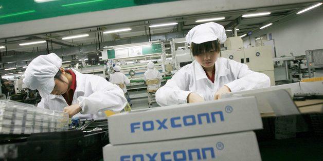 Lợi nhuận quý 4/2017 của Foxconn giảm thê thảm vì iPhone X ế ẩm