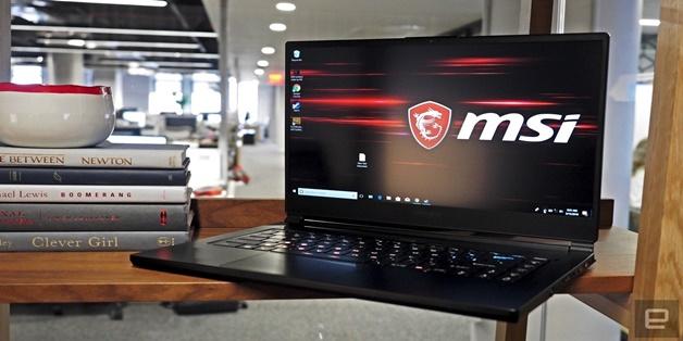 MSI giới thiệu loạt laptop chơi game mới với vi xử lí Intel thế hệ thứ 8