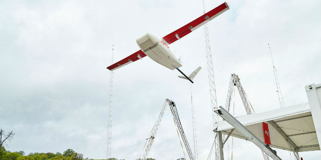 Một startup công bố drone chuyển phát thương mại nhanh nhất thế giới