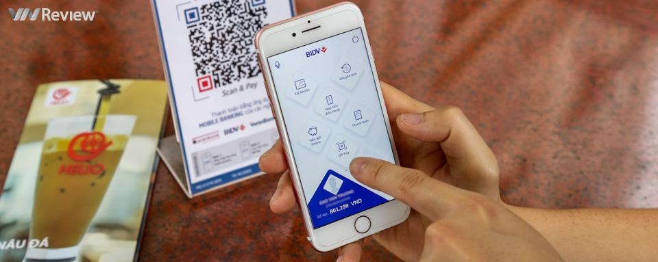 """Đánh giá ứng dụng BIDV Smart Banking: thanh toán """"gì cũng được"""", có cả trợ lý ảo"""