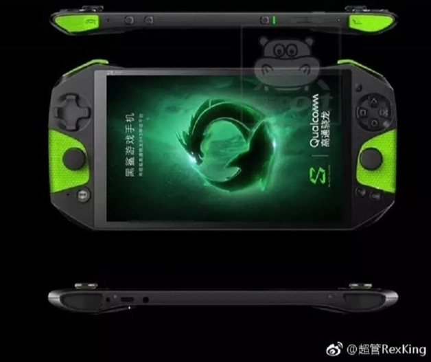 Black Shark, smartphone chuyên game của Xiaomi ấn định ngày ra mắt