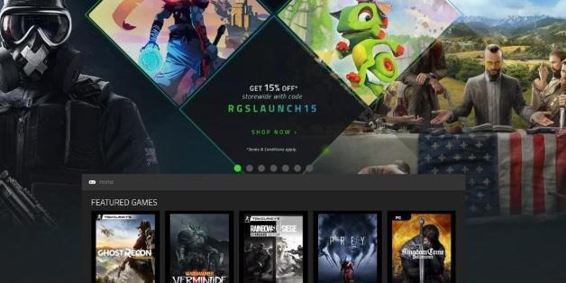 Razer mở Game Store: mua game tích điểm để đổi lấy sản phẩm của Razer trong tương lai