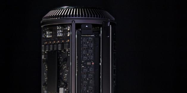 Mac Pro với thiết kế hoàn toàn mới sẽ được cho ra mắt trong năm 2019?