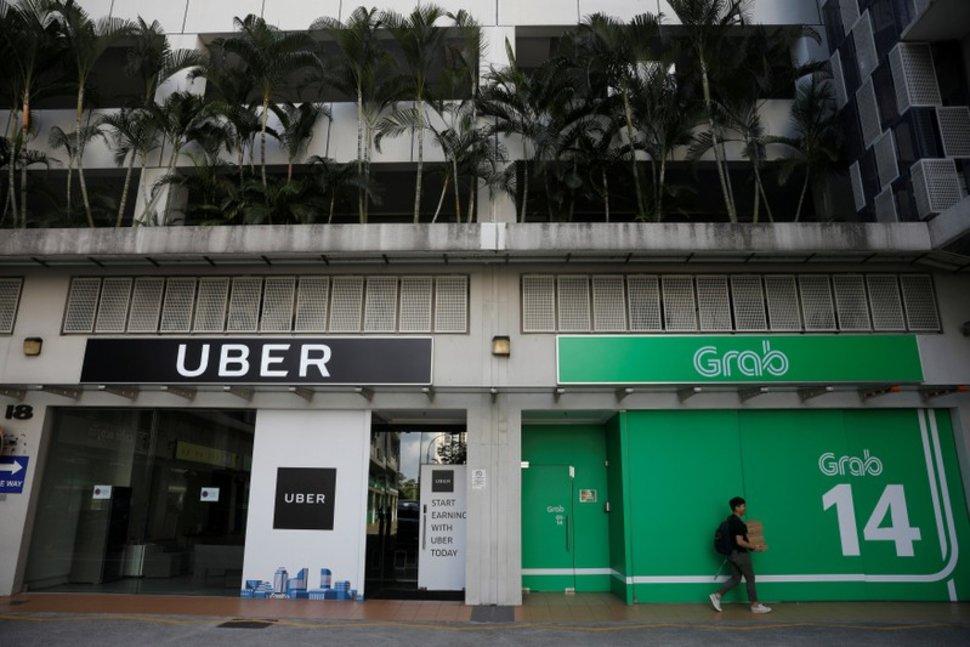 Singapore yêu cầu Uber tạm hoãn tắt ứng dụng 1 tuần, lùi đến 15/4