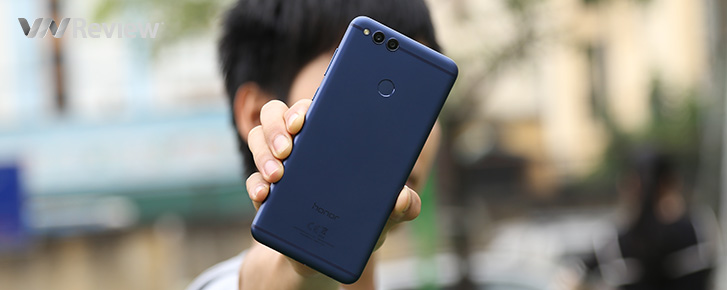 """Đánh giá Honor 7X: chiếc Huawei Nova 2i """"trá hình"""", giá mềm"""