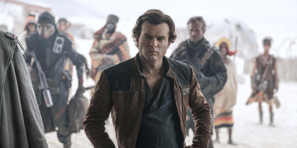 """""""Solo: A Star Wars Story"""" tung trailer mới, hé lộ quá khứ bất hảo của Han Solo"""