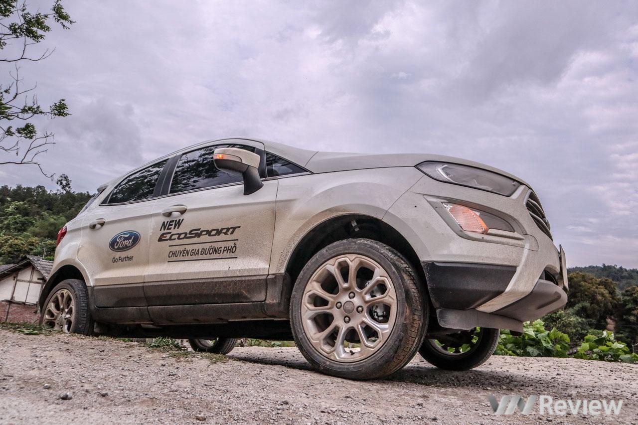Trải nghiệm Ford EcoSport 2018: Nhỏ gọn, đa năng, nhiều tính năng thông minh