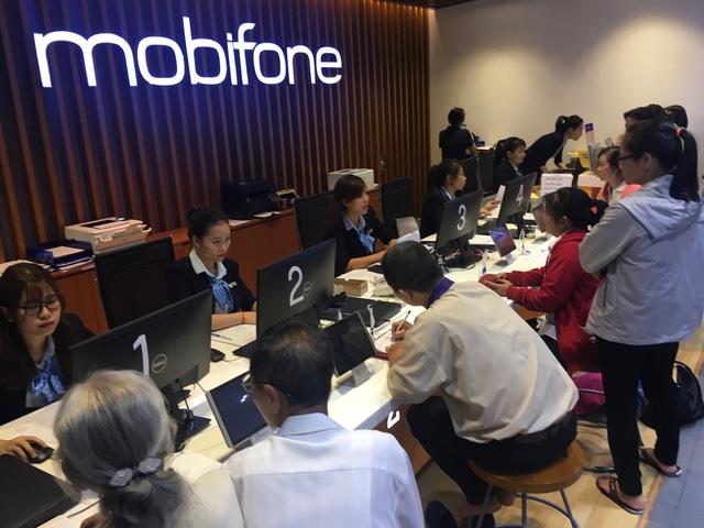 MobiFone mời khách hàng cập nhật ảnh chân dung theo 2 giai đoạn