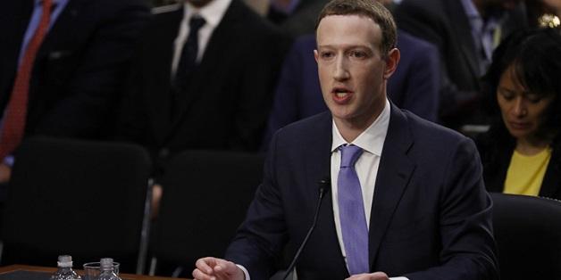 """Mark Zuckerberg: Facebook đang """"chạy đua vũ trang"""" với Nga"""
