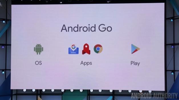 Sẽ có một thiết bị Huawei chạy Android Go ra mắt trong năm nay