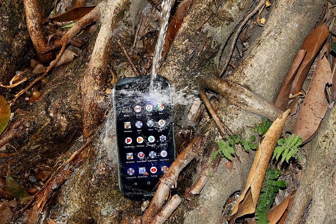 10 điều ít biết về smartphone siêu bền WP5000