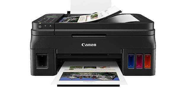 Canon ra mắt dòng máy in phun PIXMA G Series mới tại Việt Nam