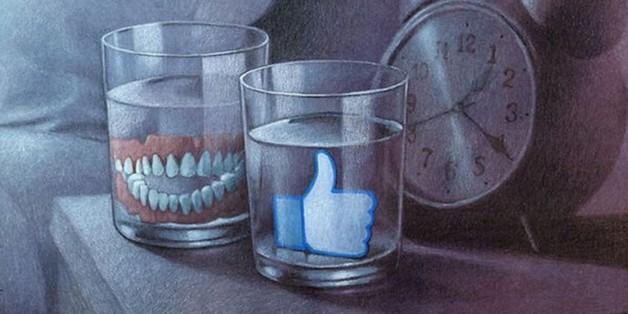 Những bức hình châm biếm, phô bày mặt trái của xã hội số ngày nay