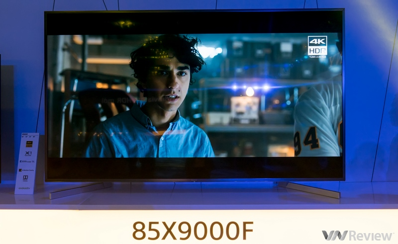 Sony ra mắt loạt TV 4K HDR mới, bổ sung thêm lựa chọn tầm trung - ảnh 6