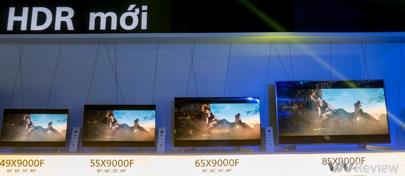 Sony ra mắt loạt TV 4K HDR mới, bổ sung thêm lựa chọn tầm trung - ảnh 5
