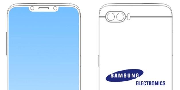 Samsung đang ấp ủ một chiếc smartphone có tai thỏ như iPhone X