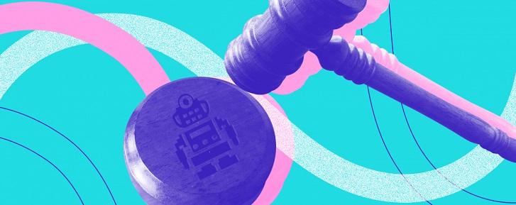 Robot trong tương lai cũng sẽ có thể... kiện và bị kiện