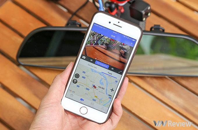 Đánh giá camera hành trình Procam T98 Plus: chạy Android, có 4G, phát Wi-Fi, cảnh báo lấn làn - ảnh 15