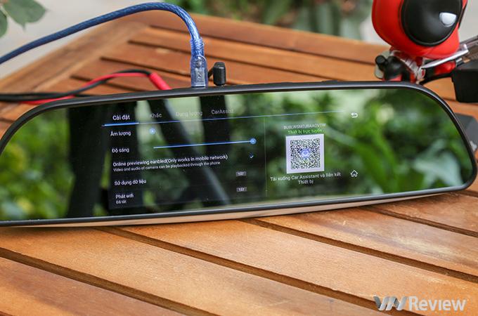 Đánh giá camera hành trình Procam T98 Plus: chạy Android, có 4G, phát Wi-Fi, cảnh báo lấn làn - ảnh 13