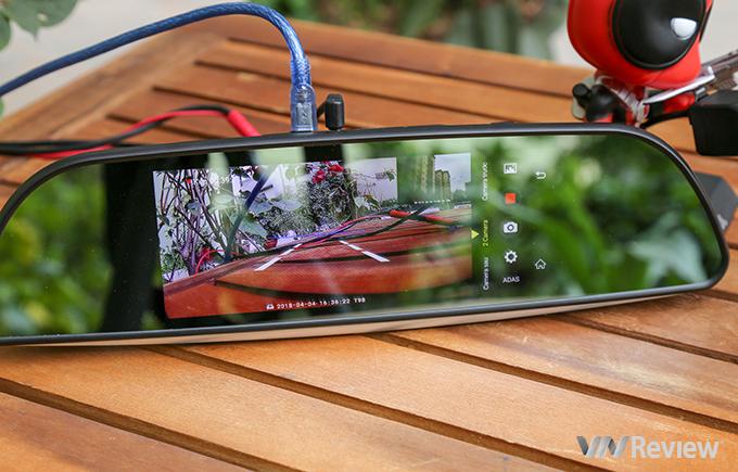 Đánh giá camera hành trình Procam T98 Plus: chạy Android, có 4G, phát Wi-Fi, cảnh báo lấn làn - ảnh 9