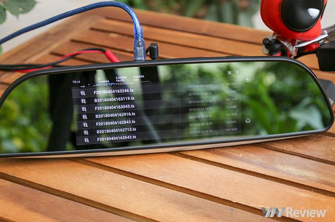 Đánh giá camera hành trình Procam T98 Plus: chạy Android, có 4G, phát Wi-Fi, cảnh báo lấn làn - ảnh 10